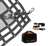 GLADIATOR CARGO NET - DUAL CAB - 2430 x 2430mm